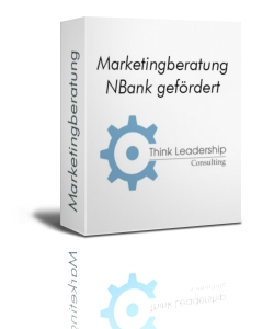Online Marketingberatung NBank gefördert