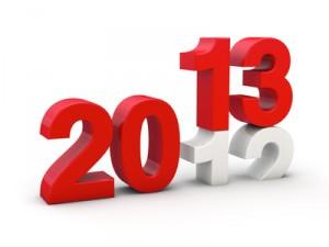 Neujahrsgrüsse 2013