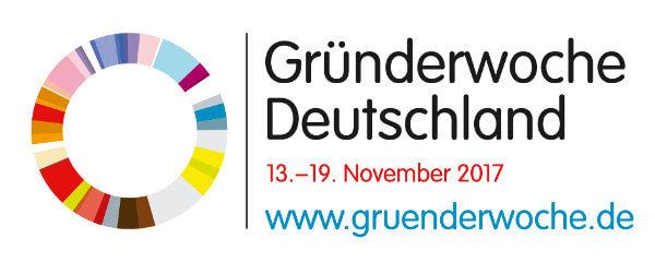 Gründerwoche Deutschland 2017