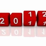 Neujahrsgrüsse für 2012